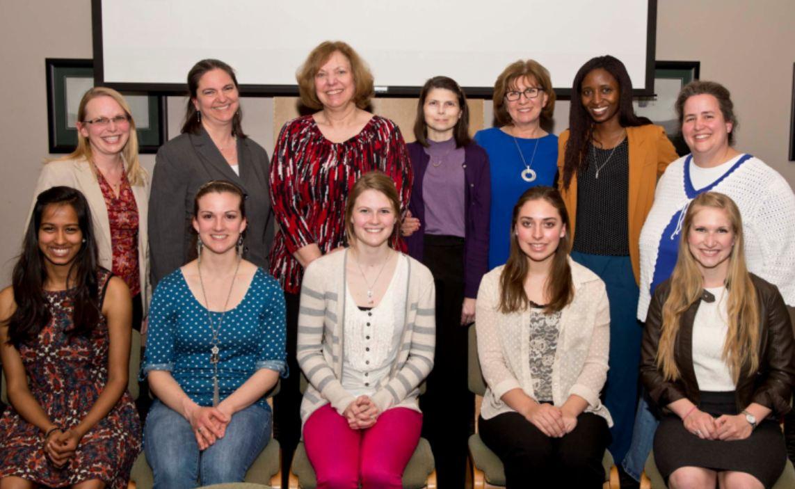 2014 Celebration WISGC Recipients