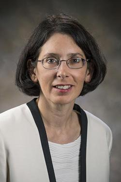 photo of interim dean kathrin engisch