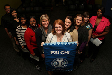 photo of psi chi members
