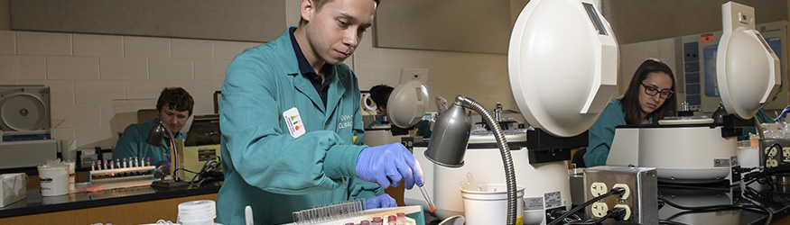 Medical Laboratory Science - Certificate Program | Department of ...