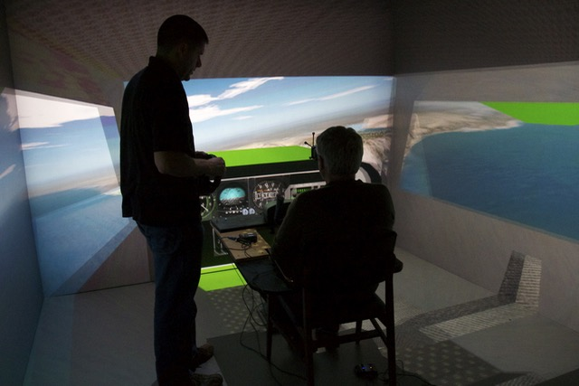 Flight Simulation at WSU