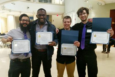 ACS Local Section Awardees