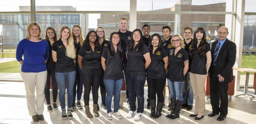 Photo of 2017-18 Dean Circle Members