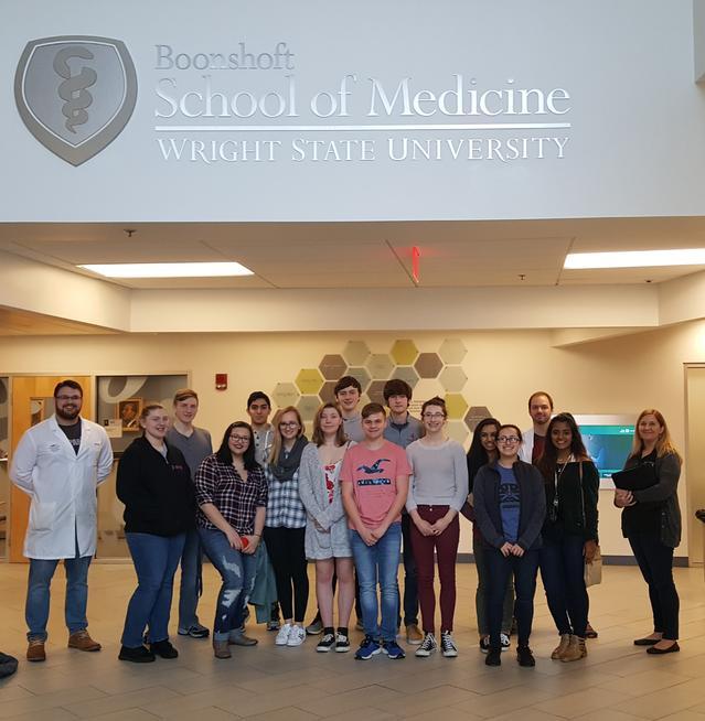 Dayton Stem School: Human Anatomy And Physiology Interactive Lab High School