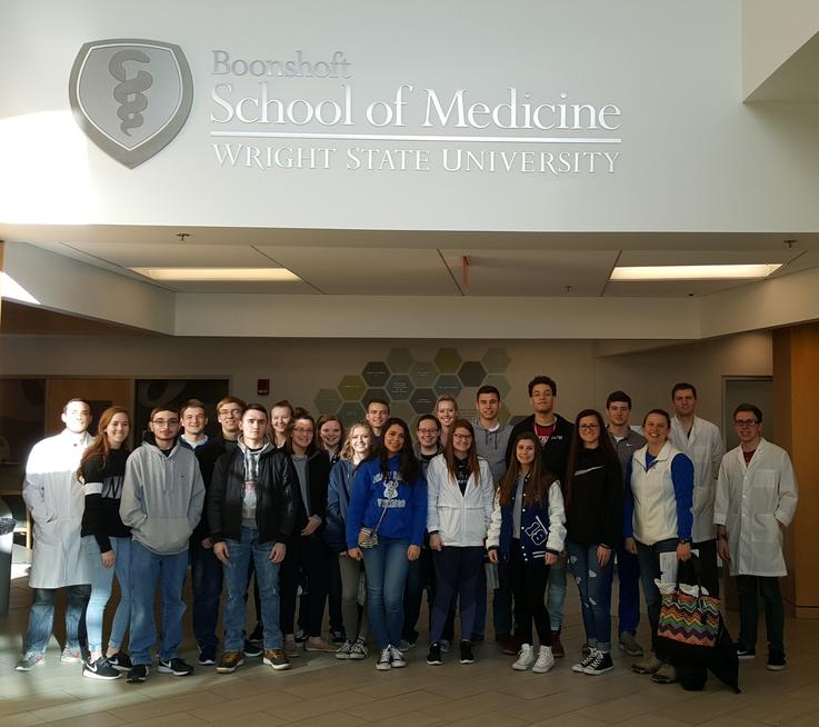 Human Anatomy and Physiology Interactive Lab High School Visits 2017 ...