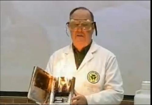 Dr. Fortman's Book Experiment 2