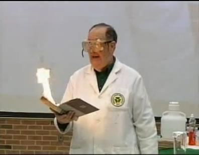 Dr. Fortman's Book Experiment 3